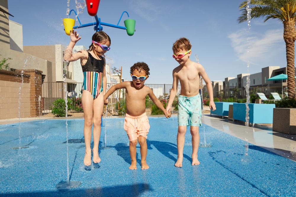 View the amenities at BB Living at Eastmark in Mesa, Arizona