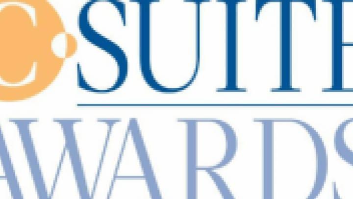 C suite awards logo