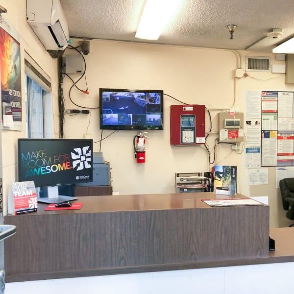Office at StorQuest Express - Self Service Storage in Sacramento, California
