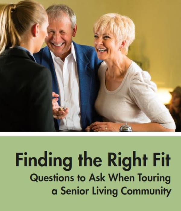 Finding the right fit at The Claiborne at Hattiesburg Independent Living in Hattiesburg, Mississippi
