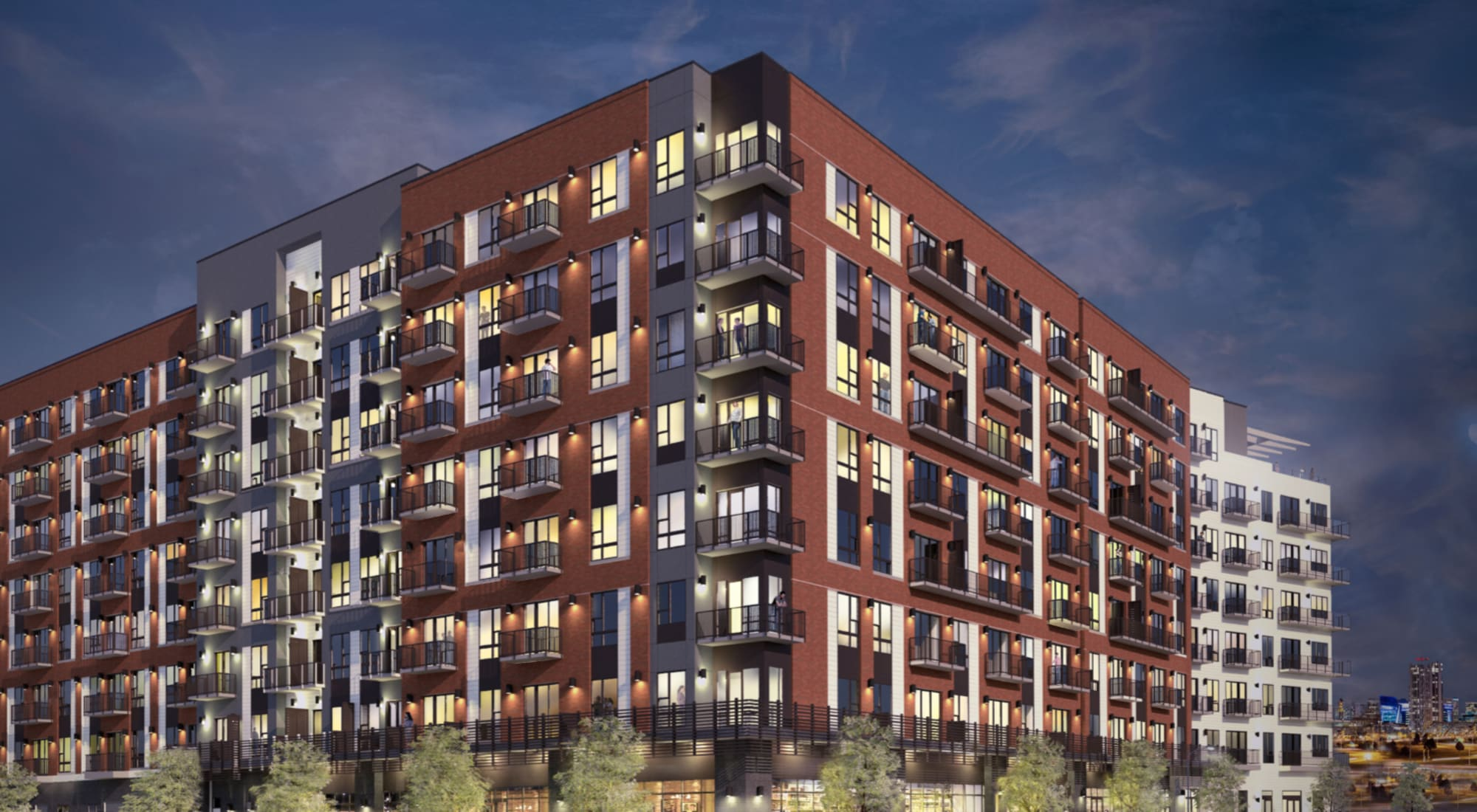 Apartments for rent at The Gage in Denver, CO