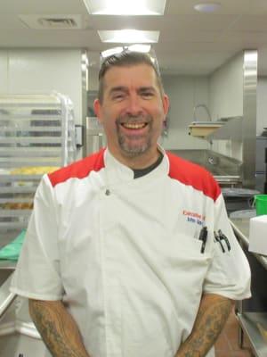 John Hoefferle, Dining Services Director
