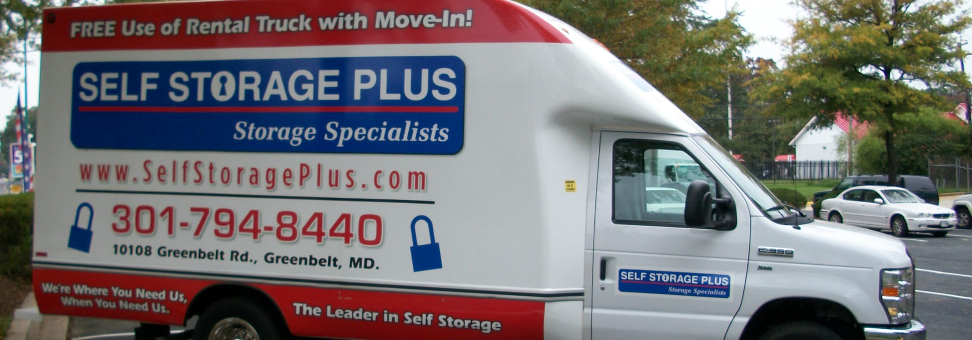 Self Storage Units Lanham, MD | Self Storage Plus