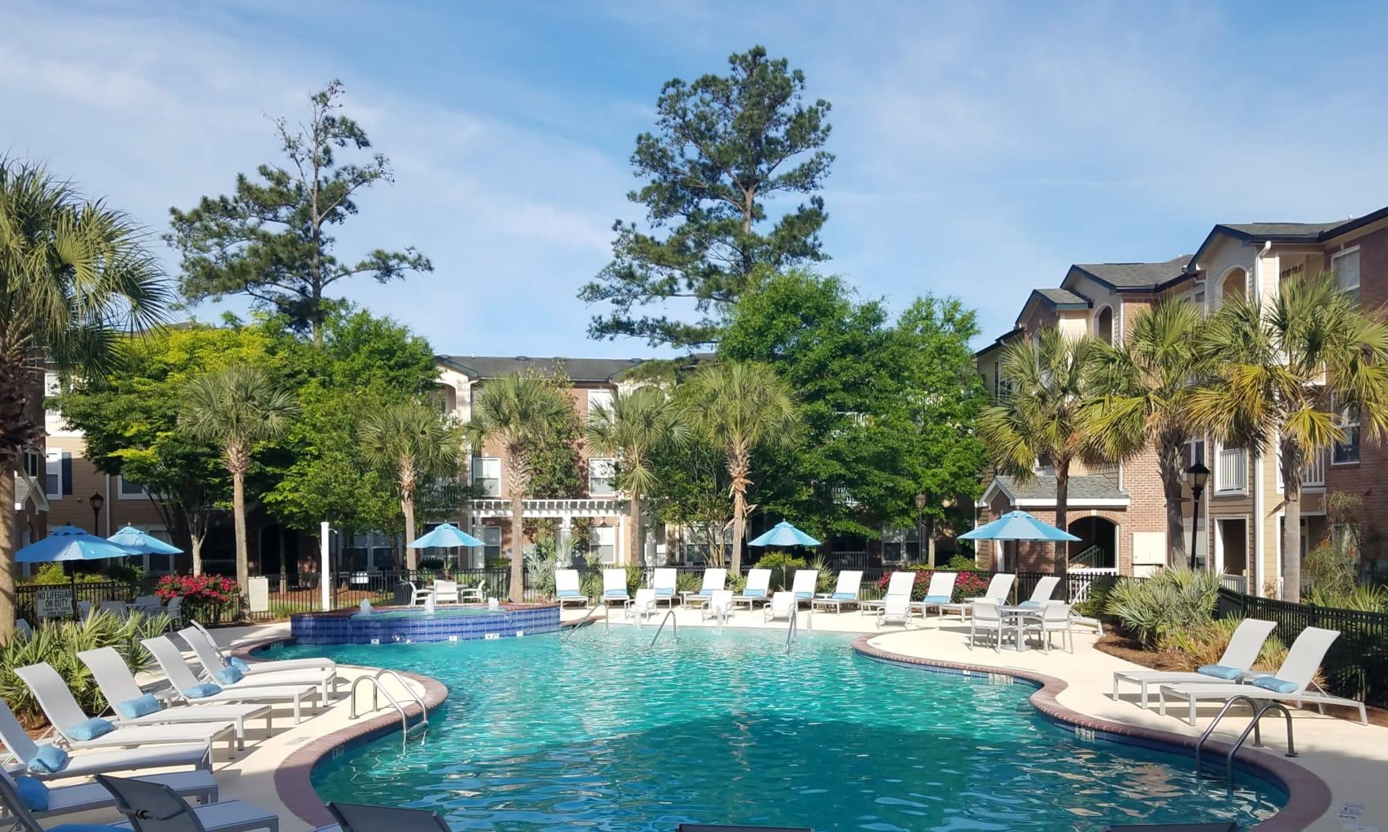 Apartments at Ingleside Plantation Apartments in North Charleston, South Carolina