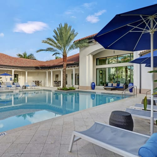 View our amenities at Linden Pointe in Pompano Beach, Florida