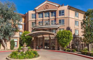 The Fair Oaks in Pasadena, California