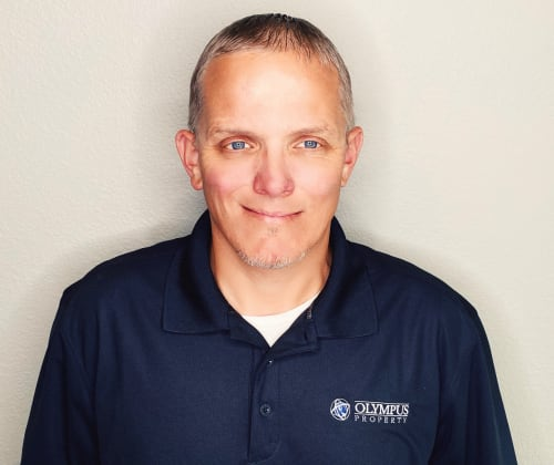 Bio photo for Jeremy Tyler - Regional Maintenance Technician at Olympus Property Management in Fort Worth, Texas