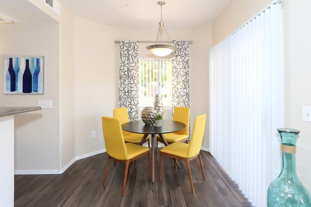 Dining Nook at Tresa at Arrowhead Apartments in Glendale, Arizona
