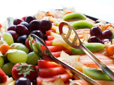 Delicious fruits served at Kenmore Senior Living in Kenmore, Washington