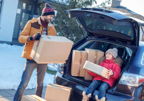 Read our blog post about moving during the winter months in Sandy, Utah