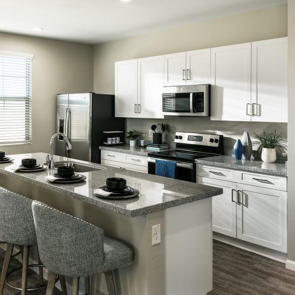 Luxury Kitchen at Las Casas at Windrose in Litchfield Park, Arizona