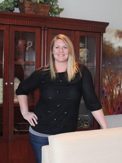 Amanda Santel of GreenTree at Mt. Vernon in Mt. Vernon, Illinois