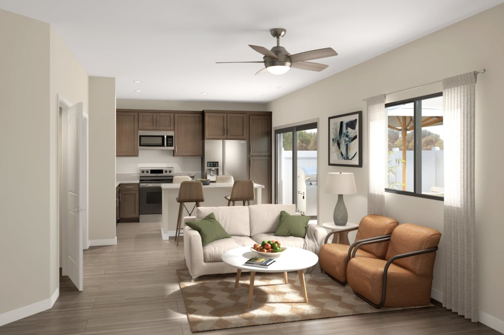 View the floor plans at Tavalo at Cadence in Mesa, Arizona