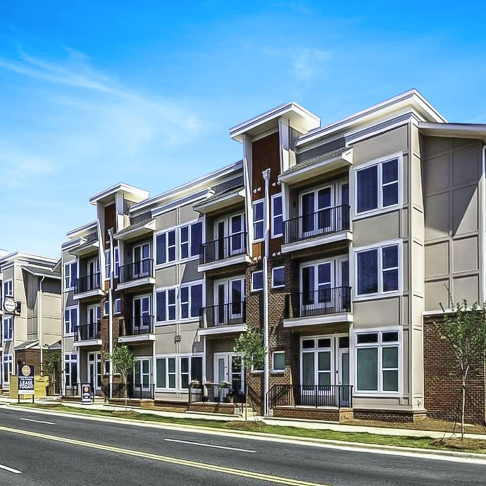 View the site for 300 Optimist Park apartments in Charlotte, North Carolina
