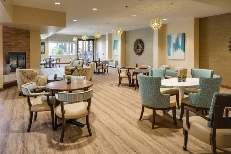la mesa ca senior living in san diego county the montera