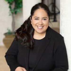 Team member Nicole Gonzales at CREA Management in Austin, Texas