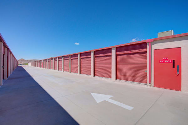 Self storage units for rent at My Self Storage Space in Spring Valley, Nevada