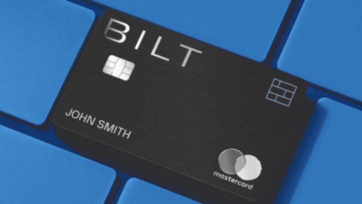 Bilt Mastercard Rewards Program offered at Olympus Waterford
