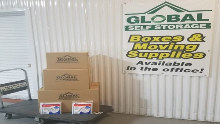 Packing Efficiently for your storage units
