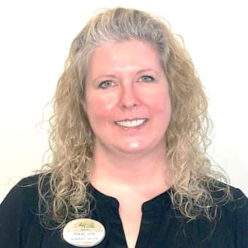Nikki Collins, Resident Care Director from Senior Commons at Powder Mill in York, Pennsylvania