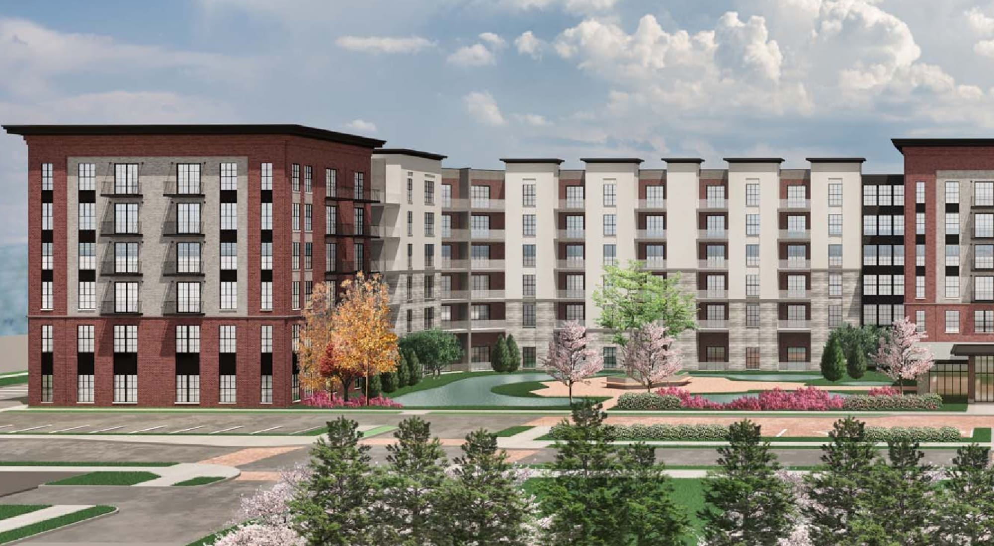 The Residences at Sawmill Station in Morton Grove, Illinois