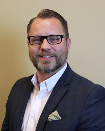 Jason Gurash, Vice President of Operations and Business Development at Avenir Senior Living in Scottsdale, Arizona.