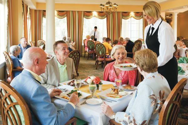 Assisted Living with Dining Service in Valparaiso
