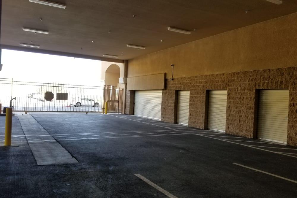 StorageOne Eastern & Silverado Ranch in Las Vegas, Nevada drive up