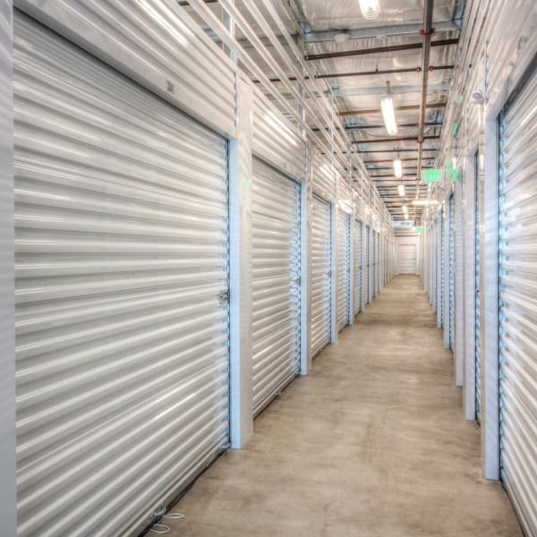 Indoor storage units at StorQuest Express - Self Service Storage in Briarcliff Manor, New York