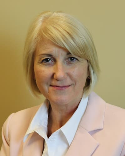 Peggy Ulland, President of Operations at Avenir Senior Living in Scottsdale, Arizona.