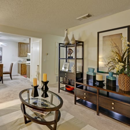 Floor Plans at Avery Park Apartments