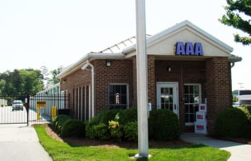 Reliable self storage in Greensboro, North Carolina