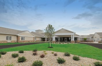 Link to Boonesboro Trail Senior Living's The Willows at Hamburg location
