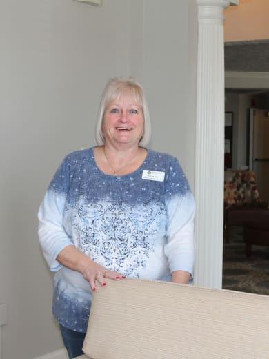 Kim Harlan of GreenTree at Mt. Vernon in Mt. Vernon, Illinois