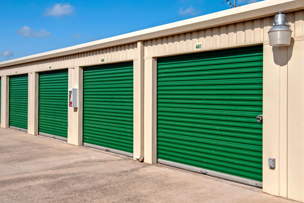 Lockaway Storage 3009 & FM 78 Exterior Units