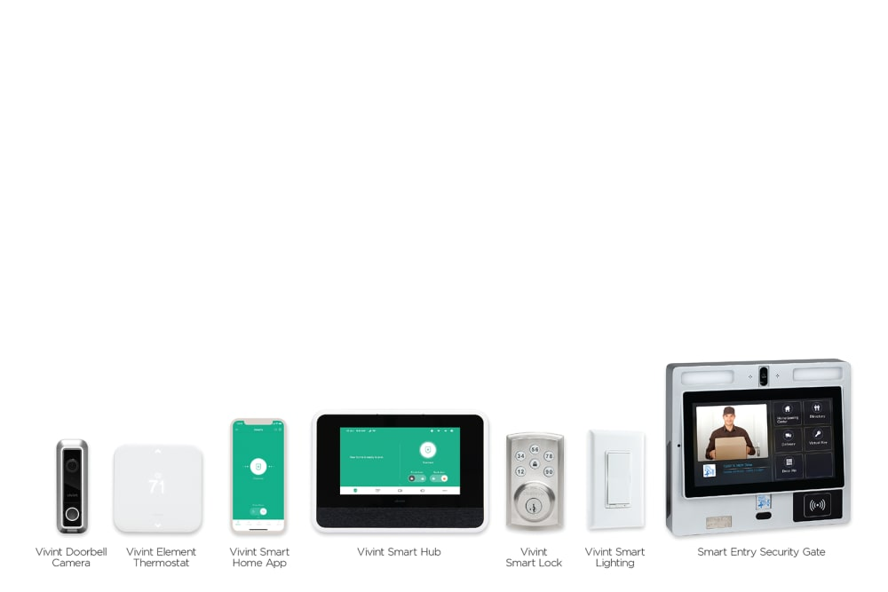 Smart home technology at Christopher Todd Communities On Happy Valley in Peoria, Arizona