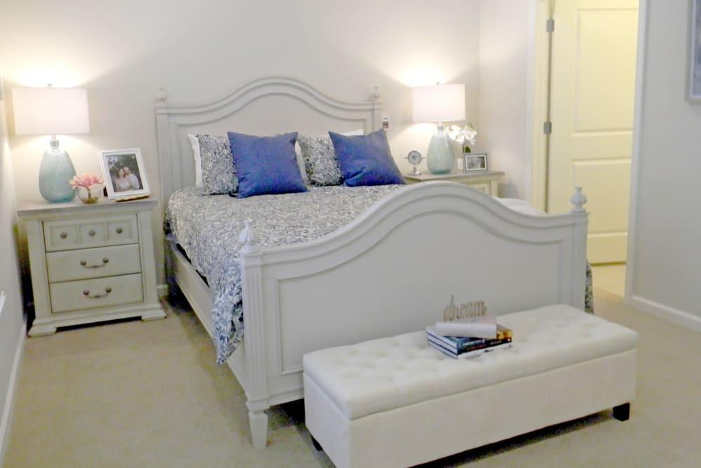 Bedroom at Harmony at Savannah in Savannah, Georgia