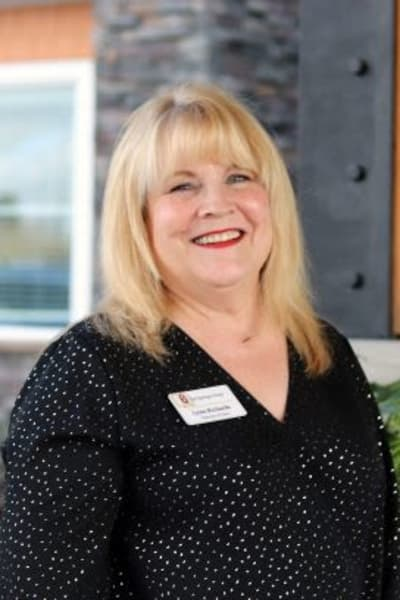 Lynn Richards, Community Relations Director at The Springs at Sherwood in Sherwood, Oregon