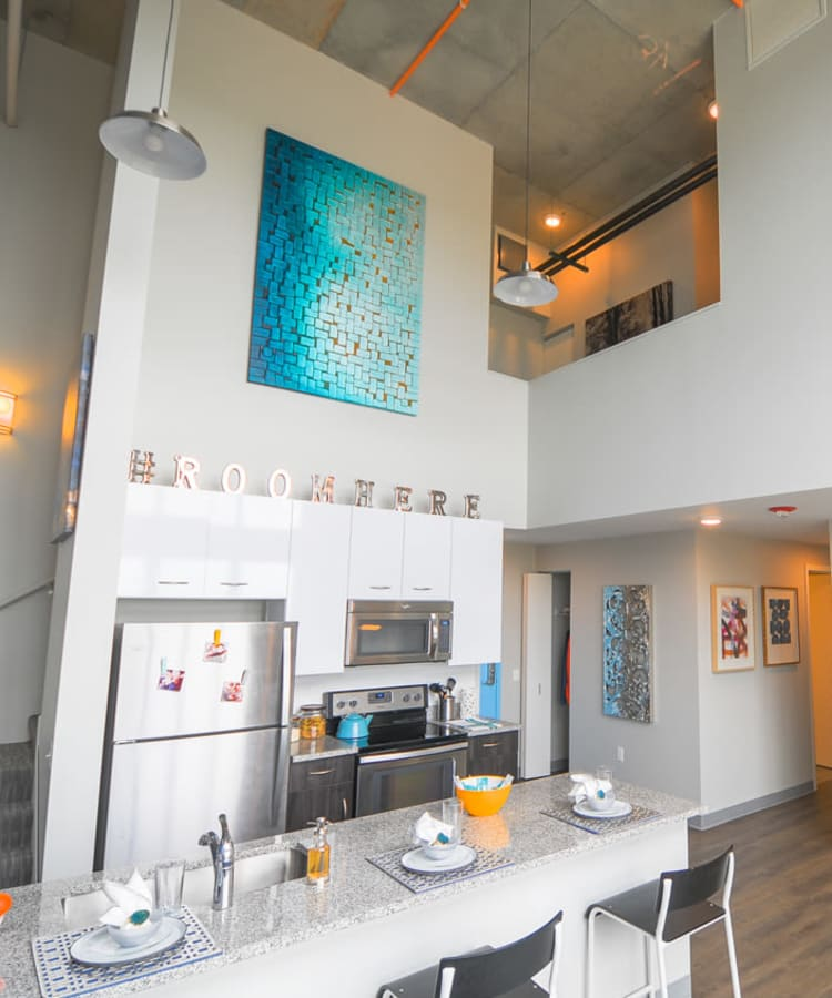View our floor plans at HERE Champaign in Champaign, Illinois