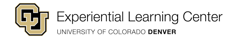 University of Colorado's Experiential Learning Center logo