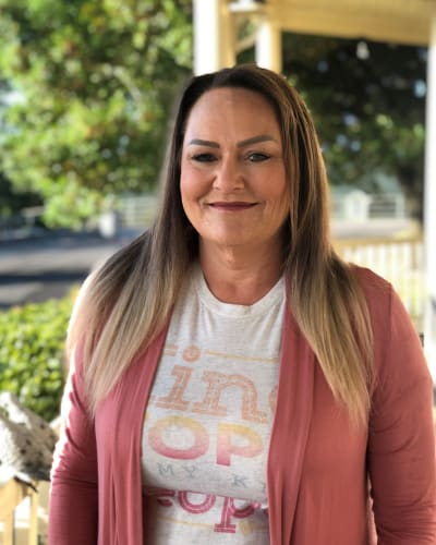 Cheri Rose, HEALTH & WELLNESS DIRECTOR Quail Park of Granbury in Granbury, Texas