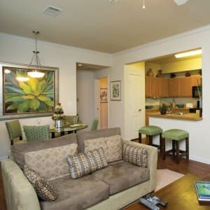 Floor Plans at Onion Creek Luxury Apartments in Austin, Texas