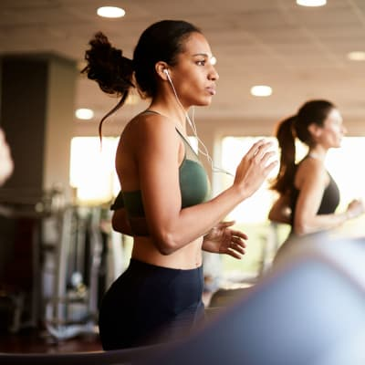 24-Hour Fitness Studio at Bellrock Bishop Arts in Dallas, Texas