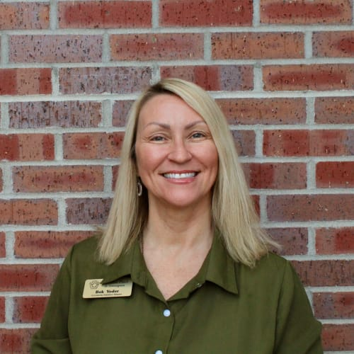 Bek Yoder, B.S.N., Director of Community Relations, Senior Living Counselor of Keystone Place at Forevergreen in North Liberty, Iowa