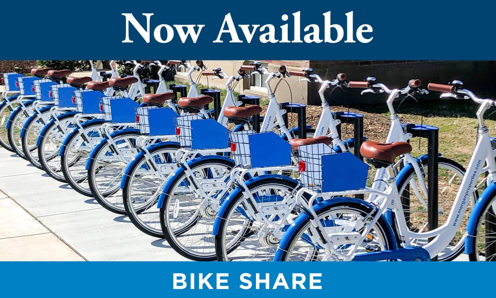 Bike Share Coming Soon at Northampton Apartment Homes in Largo, Maryland