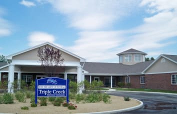 Link to The Legacy at Liberty Ridge's Triple Creek location