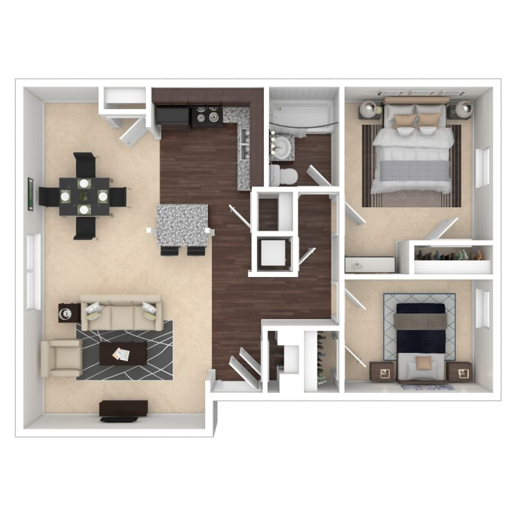 Chattanooga Tn Apartments For Rent Midtown Square