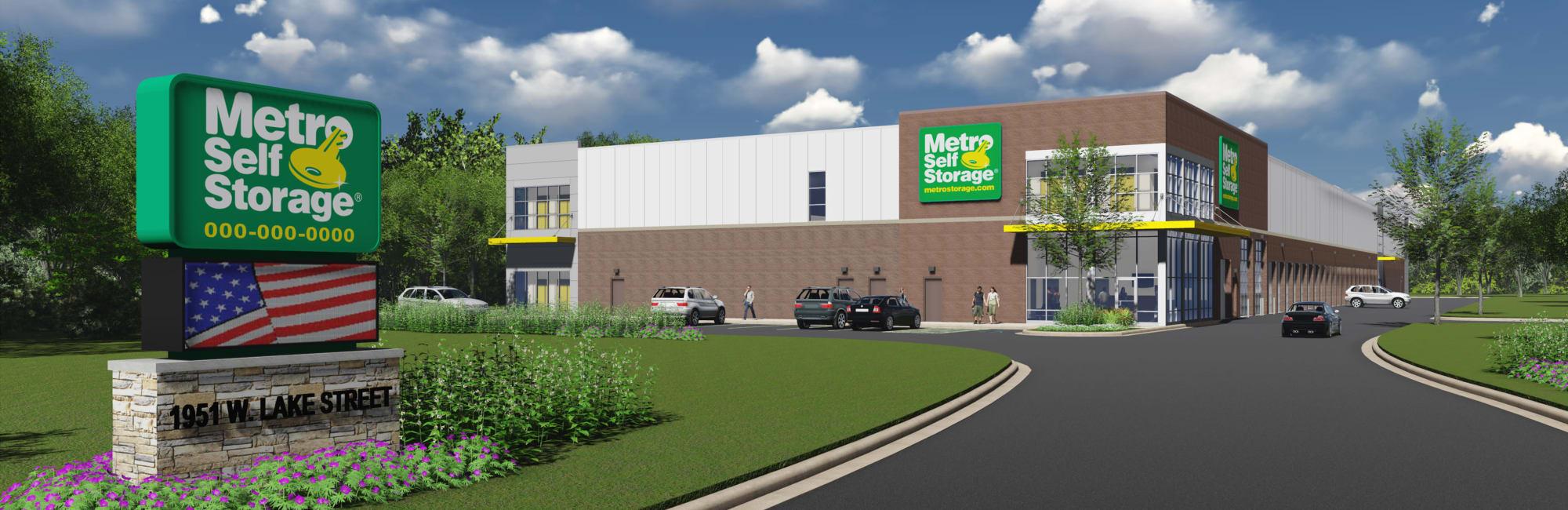 Metro Self Storage in Addison, IL