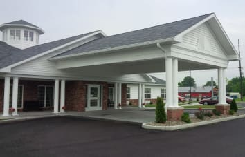 Link to BridgePointe Health Campus's Amber Manor Care Center location