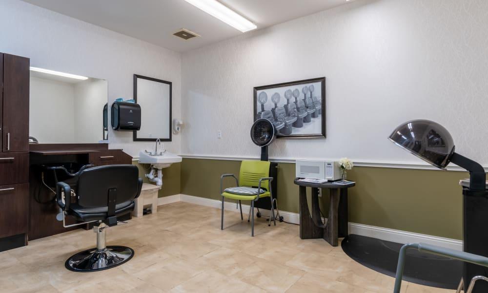 Assisted-Living-Memory-Care-Azpira-Place-Breton-Salon-Barber-Shop